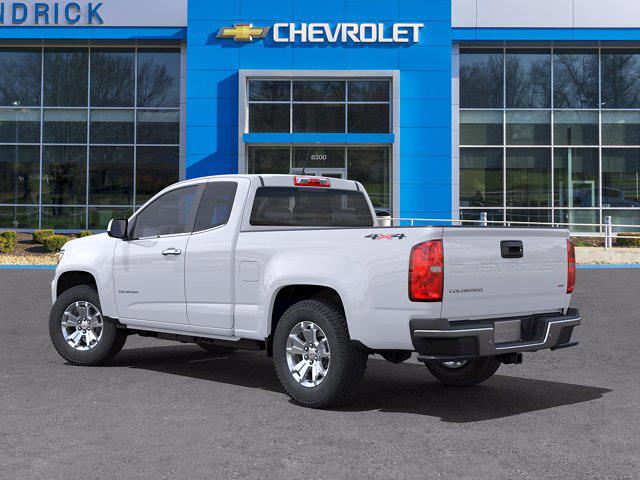 2021 Chevrolet Colorado Extended Cab 4x4, Pickup #MB8588 - photo 4