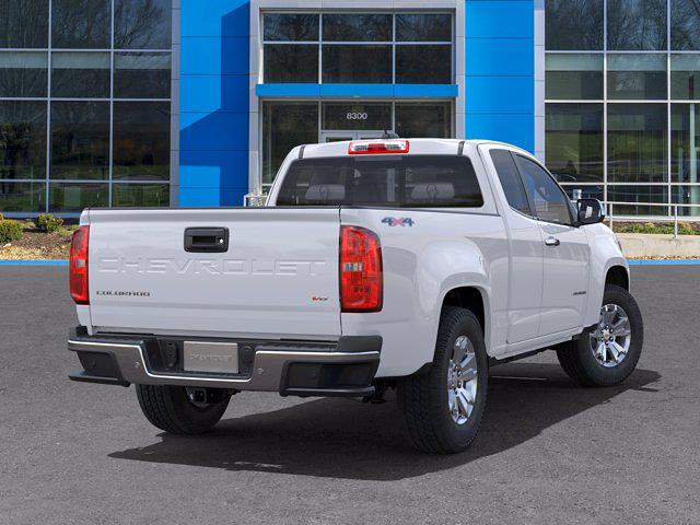 2021 Chevrolet Colorado Extended Cab 4x4, Pickup #MB8588 - photo 2