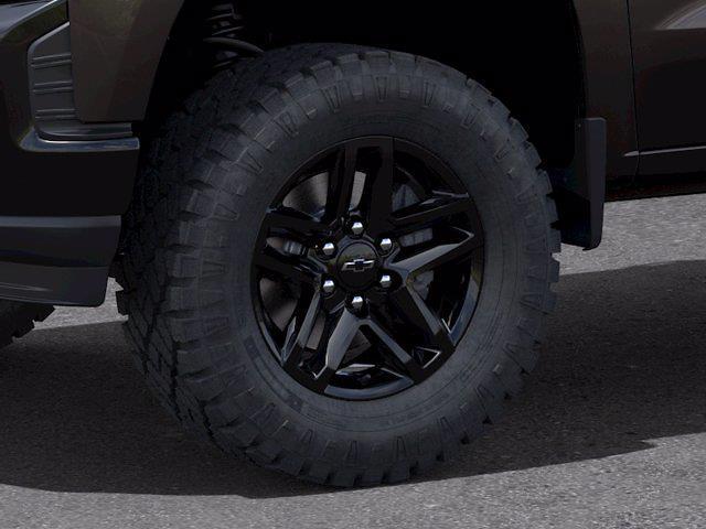 2021 Chevrolet Silverado 1500 Crew Cab 4x4, Pickup #MB8595 - photo 7