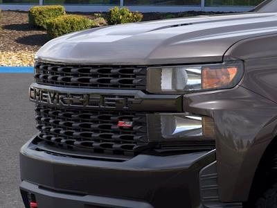2021 Chevrolet Silverado 1500 Crew Cab 4x4, Pickup #MB8595 - photo 11