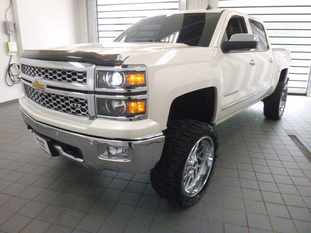 2014 Chevrolet Silverado 1500 Crew Cab 4x4, Pickup #MB8598C - photo 39