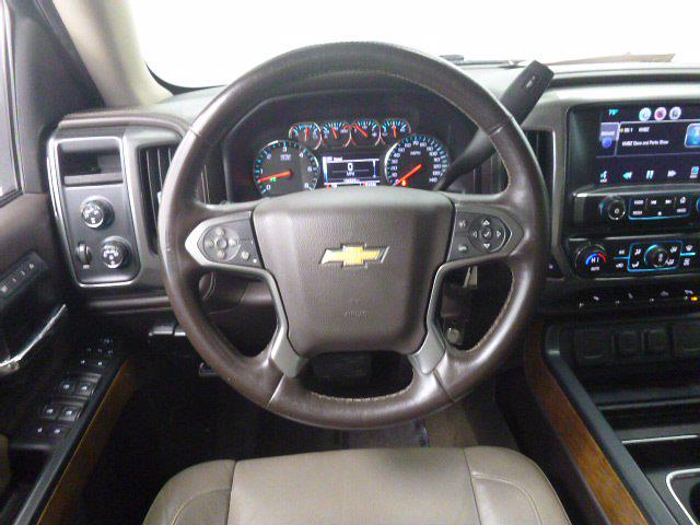 2014 Chevrolet Silverado 1500 Crew Cab 4x4, Pickup #MB8598C - photo 9