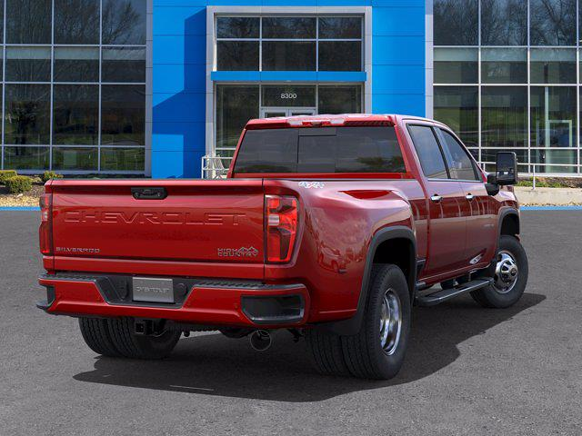 2021 Chevrolet Silverado 3500 Crew Cab 4x4, Pickup #MB8639 - photo 1