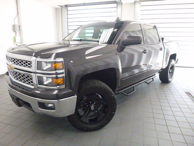 2015 Chevrolet Silverado 1500 Crew Cab 4x4, Pickup #MB8651A - photo 4