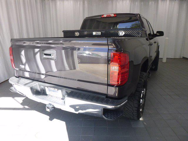 2015 Chevrolet Silverado 1500 Crew Cab 4x4, Pickup #MB8651A - photo 9
