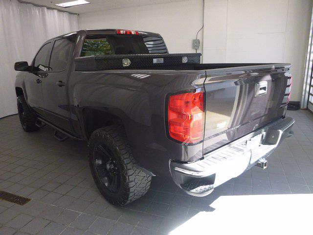 2015 Chevrolet Silverado 1500 Crew Cab 4x4, Pickup #MB8651A - photo 10