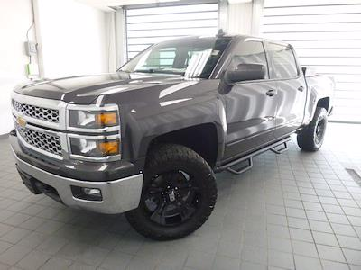 2015 Chevrolet Silverado 1500 Crew Cab 4x4, Pickup #MB8651A - photo 39