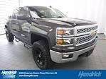 2015 Chevrolet Silverado 1500 Crew Cab 4x4, Pickup #MB8651A - photo 1