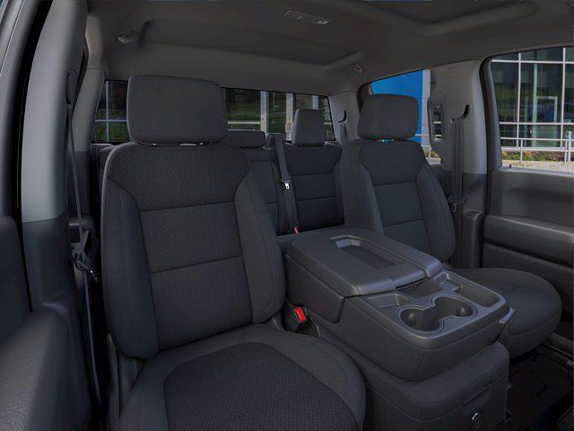 2021 Chevrolet Silverado 1500 Double Cab 4x2, Pickup #MB8664 - photo 13