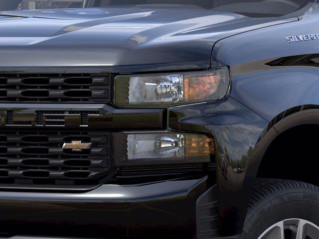 2021 Chevrolet Silverado 1500 Double Cab 4x2, Pickup #MB8664 - photo 8