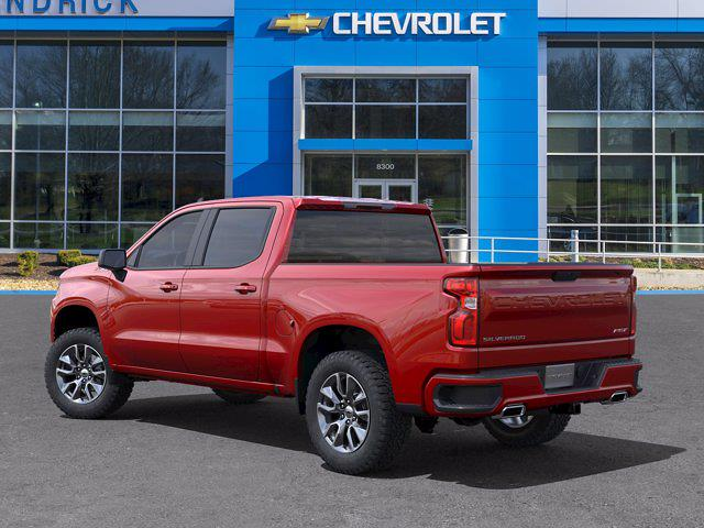 2021 Chevrolet Silverado 1500 Crew Cab 4x4, Pickup #MB8668 - photo 4