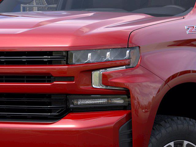 2021 Chevrolet Silverado 1500 Crew Cab 4x4, Pickup #MB8668 - photo 8