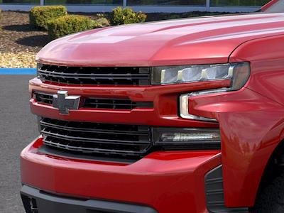 2021 Chevrolet Silverado 1500 Crew Cab 4x4, Pickup #MB8668 - photo 11