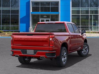 2021 Chevrolet Silverado 1500 Crew Cab 4x4, Pickup #MB8668 - photo 2