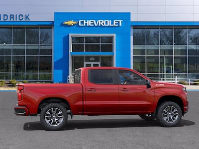 2021 Chevrolet Silverado 1500 Crew Cab 4x4, Pickup #MB8668 - photo 5