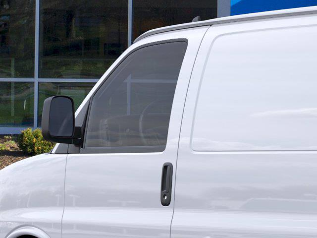 2021 Chevrolet Express 2500 4x2, Empty Cargo Van #MB8669 - photo 11