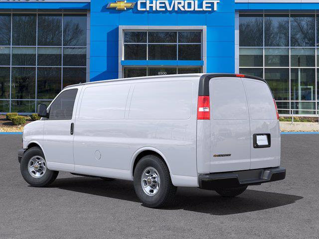 2021 Chevrolet Express 2500 4x2, Empty Cargo Van #MB8669 - photo 4
