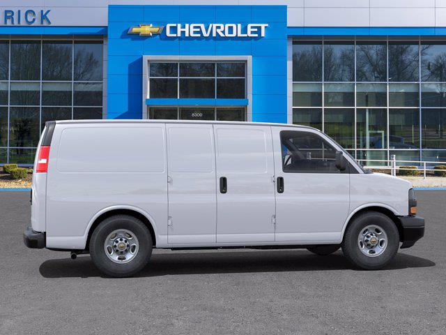 2021 Chevrolet Express 2500 4x2, Empty Cargo Van #MB8669 - photo 6