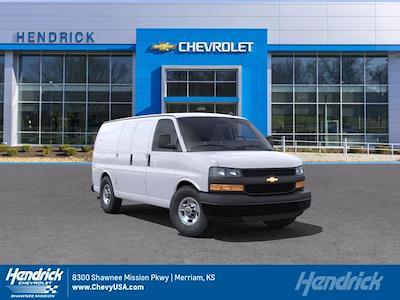 2021 Chevrolet Express 2500 4x2, Empty Cargo Van #MB8669 - photo 1