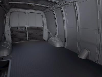 2021 Chevrolet Express 2500 4x2, Empty Cargo Van #MB8669 - photo 2