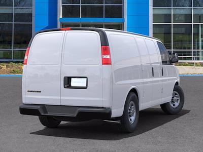 2021 Chevrolet Express 2500 4x2, Empty Cargo Van #MB8669 - photo 5