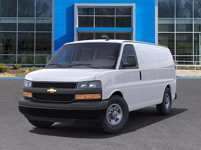 2021 Chevrolet Express 2500 4x2, Empty Cargo Van #MB8669 - photo 7