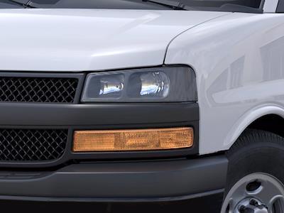 2021 Chevrolet Express 2500 4x2, Empty Cargo Van #MB8669 - photo 9