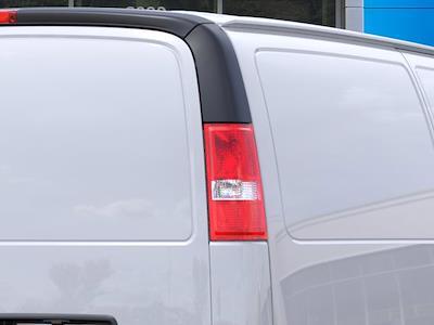2021 Chevrolet Express 2500 4x2, Empty Cargo Van #MB8669 - photo 10