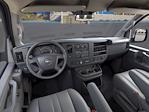 2021 Chevrolet Express 2500 4x2, Empty Cargo Van #MB8669 - photo 13