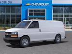 2021 Chevrolet Express 2500 4x2, Empty Cargo Van #MB8669 - photo 3
