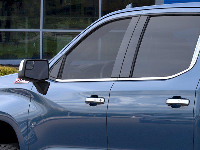 2021 Chevrolet Silverado 1500 Crew Cab 4x4, Pickup #MB8671 - photo 10