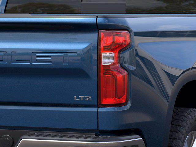2021 Chevrolet Silverado 1500 Crew Cab 4x4, Pickup #MB8671 - photo 9