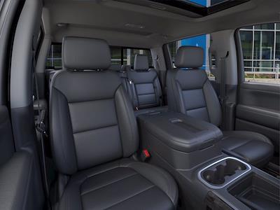 2021 Chevrolet Silverado 1500 Crew Cab 4x4, Pickup #MB8671 - photo 13