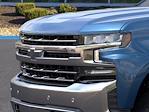 2021 Chevrolet Silverado 1500 Crew Cab 4x4, Pickup #MB8671 - photo 11