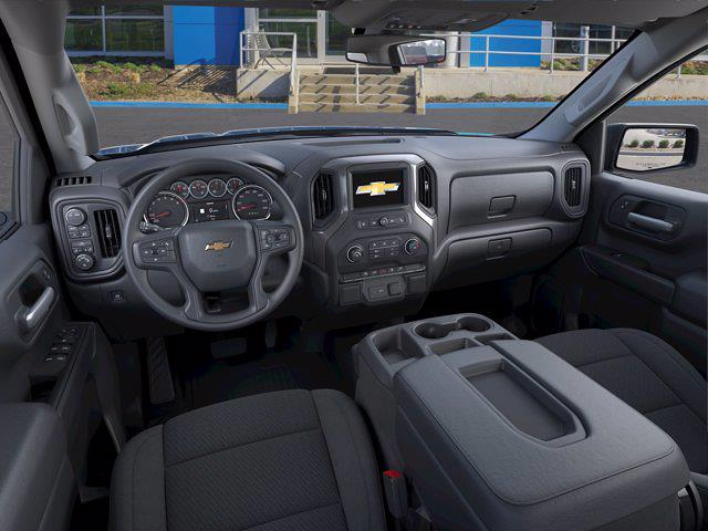 2021 Chevrolet Silverado 1500 Crew Cab 4x4, Pickup #MB8674 - photo 12