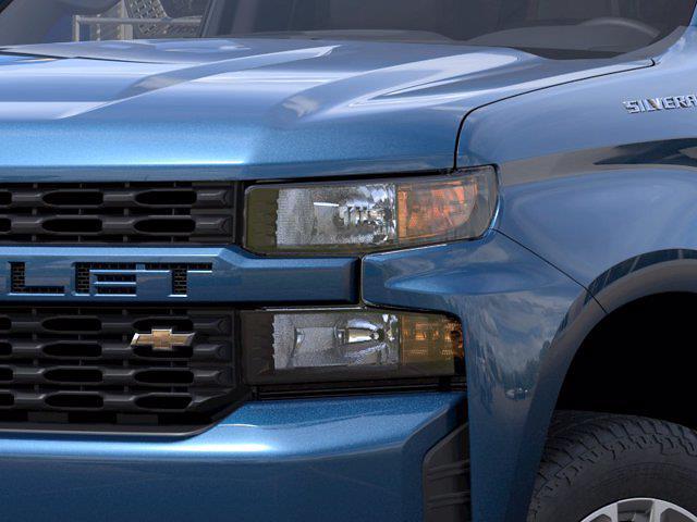 2021 Chevrolet Silverado 1500 Crew Cab 4x4, Pickup #MB8674 - photo 8