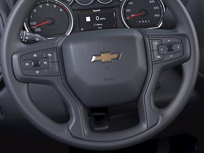 2021 Chevrolet Silverado 1500 Crew Cab 4x4, Pickup #MB8674 - photo 16