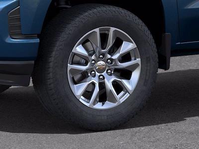 2021 Chevrolet Silverado 1500 Crew Cab 4x4, Pickup #MB8674 - photo 7
