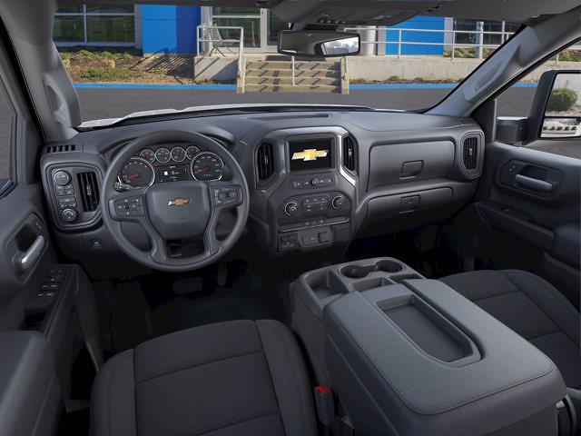 2021 Chevrolet Silverado 1500 Crew Cab 4x4, Pickup #MB8675 - photo 12