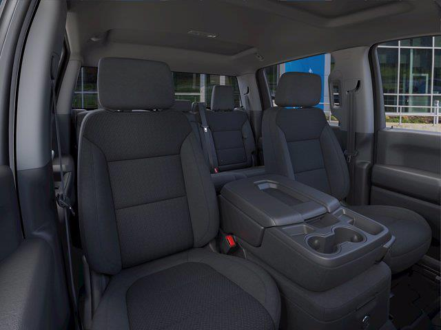 2021 Chevrolet Silverado 1500 Crew Cab 4x4, Pickup #MB8675 - photo 13