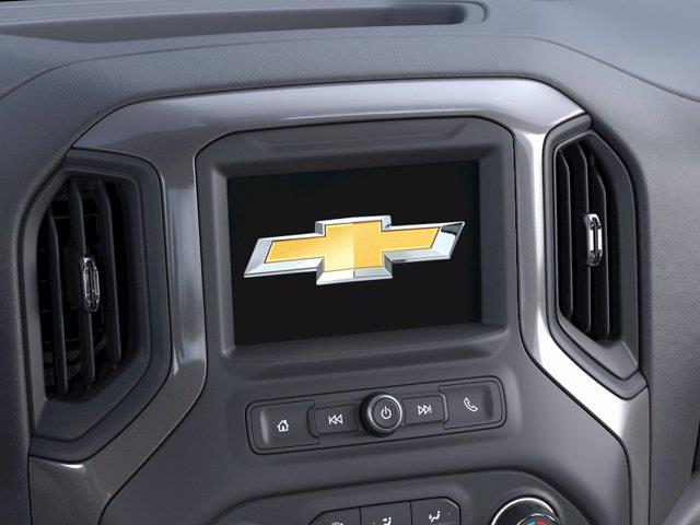2021 Chevrolet Silverado 1500 Crew Cab 4x4, Pickup #MB8675 - photo 17