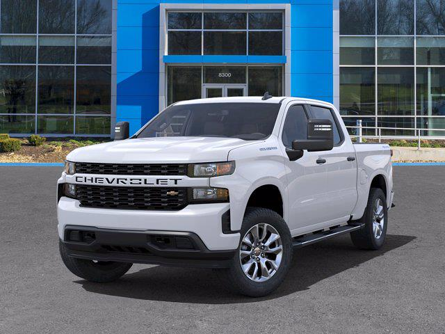 2021 Chevrolet Silverado 1500 Crew Cab 4x4, Pickup #MB8675 - photo 6