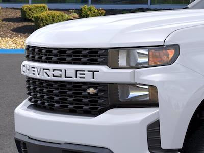 2021 Chevrolet Silverado 1500 Crew Cab 4x4, Pickup #MB8675 - photo 11