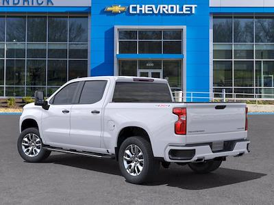 2021 Chevrolet Silverado 1500 Crew Cab 4x4, Pickup #MB8675 - photo 4
