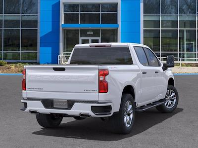 2021 Chevrolet Silverado 1500 Crew Cab 4x4, Pickup #MB8675 - photo 2