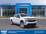 2021 Chevrolet Silverado 1500 Crew Cab 4x4, Pickup #MB8675 - photo 1