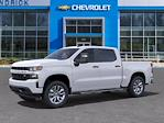 2021 Chevrolet Silverado 1500 Crew Cab 4x4, Pickup #MB8675 - photo 3