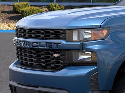 2021 Chevrolet Silverado 1500 Crew Cab 4x4, Pickup #MB8680 - photo 11