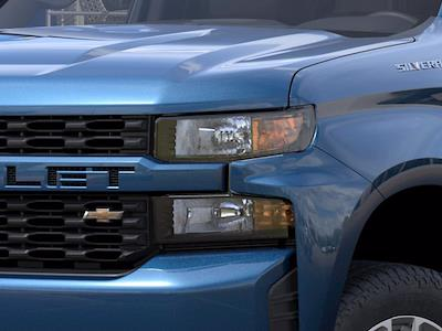 2021 Chevrolet Silverado 1500 Crew Cab 4x4, Pickup #MB8680 - photo 8
