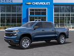 2021 Chevrolet Silverado 1500 Crew Cab 4x4, Pickup #MB8680 - photo 3